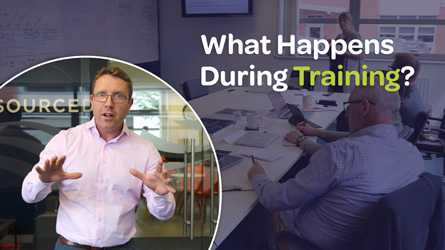 Video thumbnail: What happens during training?