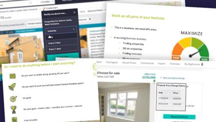 Screenshots of the webinar - video thumbnail