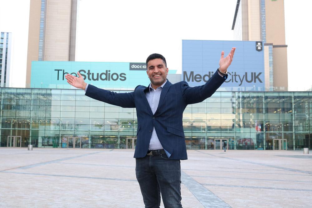 Shahid at Media City