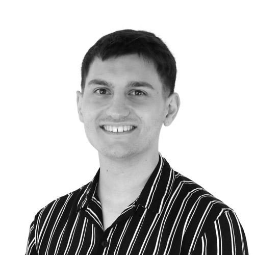 Headshot of Louis Ellis - Marketing Executive
