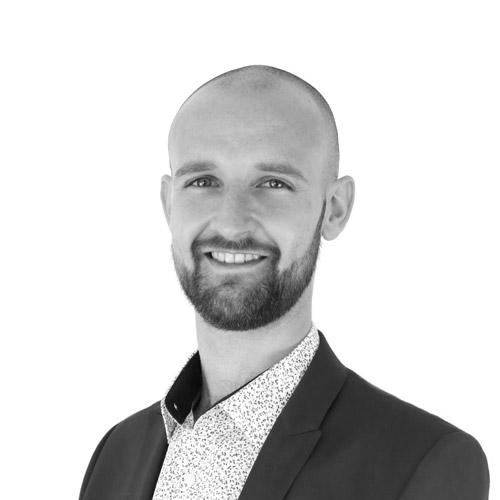 Headshot of Martin Blakey - Relationships Director