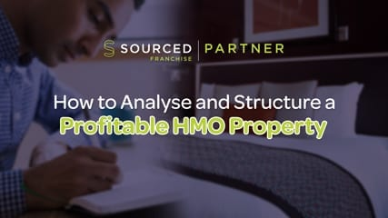 How to Analyse and Structure a Profitable HMO Property - Webinar Thumbnail