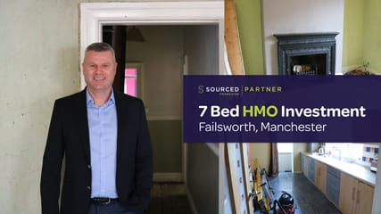 Overview of a 7 Bed HMO Investment in Failsworth, Manchester
