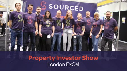 Sourced at Property Investor Show London ExCel