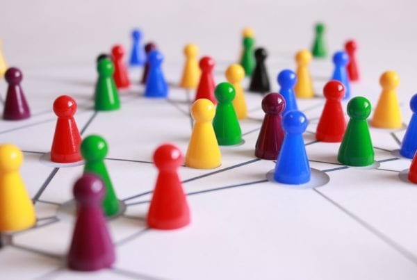 board game and network