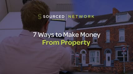 7 Ways to Make Money From Property