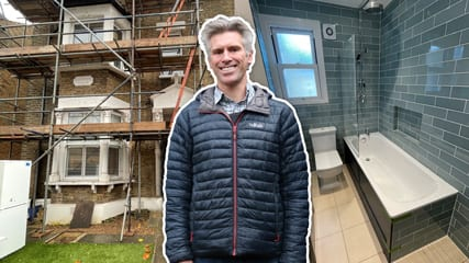 Franchisee Jamie and his no money down property refurbishment in London