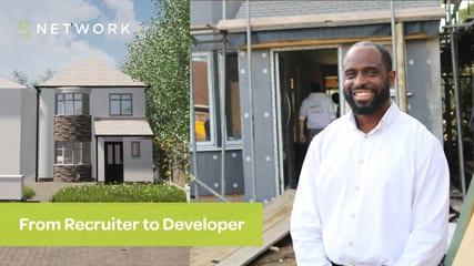 From Recruitment to Developer