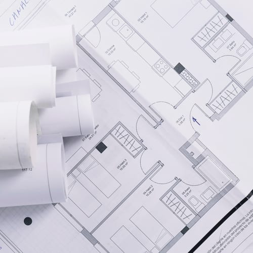 Drawings and plans of a property